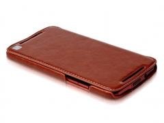 خرید عمده کیف چرمی HTC Butterfly S مارک HOCO