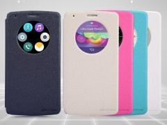 فروش کیف چرمی LG G3 مارک Nillkin