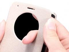 خرید کیف چرمی LG G3 مارک Nillkin