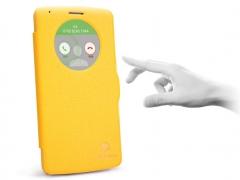فروشگاه اینترنتی کیف چرمی مدل01 LG G3 مارک Nillkin