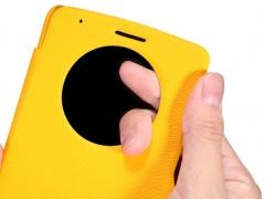 خرید اینترنتی کیف چرمی مدل01 LG G3 مارک Nillkin
