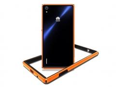 فروشگاه اینترنتی بامپر ژله ای Huawei Ascend P7 مارک Nillkin