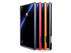 فروش عمده بامپر ژله ای Huawei Ascend P7 مارک Nillkin