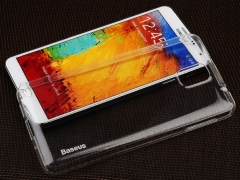 خرید عمده محافظ ژله ای Samsung Galaxy Note 3 Neo مارک Baseus