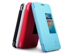 خرید کلی کیف چرمی Huawei Honor 6 مارک Nillkin