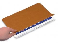 خرید عمده کیف چرمی Samsung Galaxy Tab 4 8.0 مارک Baseus