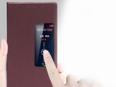 خرید پستی کیف چرمی گوشی Huawei Ascend P7 مارک Rock