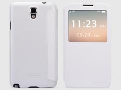 فروش فوق العاده کیف چرمی مدل01 Samsung Galaxy Note 3 Neo مارک Nillkin
