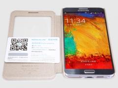 خرید اینترنتی کیف چرمی مدل01 Samsung Galaxy Note 3 Neo مارک Nillkin