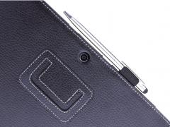 فروش فوق العده کیف چرمی مدل01 ASUS MeMO Pad FHD10 ME302