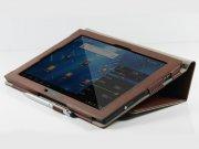 فروشگاه آنلاینکیف چرمی مدل01 Sony Xperia Tablet Z