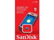 خرید پستی رم میکرو اسدی 16 گیگابایت SanDisk Class 4