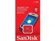 فروشگاه آنلاین رم میکرو اسدی 32 گیگابایت SanDisk Class 4