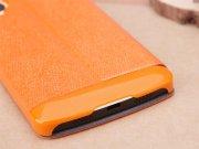 خرید کلی کیف چرمی مدل01 LG Google Nexus 5 مارک ROCK