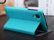 قیمت کیف چرمی مدل01 LG Google Nexus 5 مارک ROCK
