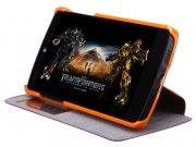 فروش آنلاین کیف چرمی مدل01 LG Google Nexus 5 مارک ROCK