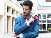 خرید آنلاین کیف چرمی مدل01 LG Google Nexus 5 مارک ROCK