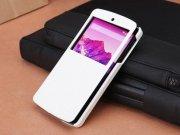 خرید اینترنتی کیف چرمی مدل01 LG Google Nexus 5 مارک ROCK