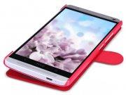خرید کلی کیف چرمی مدل02 HTC One Max مارک Nillkin