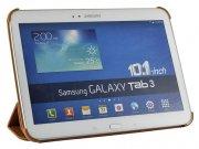 """فروش اینترنتی کیف چرمی Samsung Galaxy Tab 3 10.1"""" P5200 مارک BELK"""