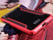خرید عمده بامپر ژله ای Huawei Honor 6 مارک Nillkin