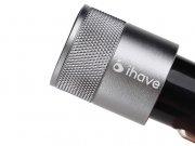 خرید اینترنتی شارژر فندکی ihave با دو پورت USB