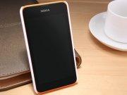 فروش اینترنتی قاب محافظ Nokia Lumia 530 مارک Nillkin