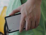 قیمت قاب محافظ شیشه ای Sony Xperia T3 مارک Rock