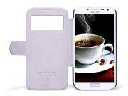 قیمت کیف چرمی مدل06 برای Samsung Galaxy S4 مارک Nillkin