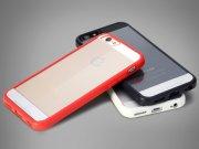 خرید عمده قاب محافظ شیشه ای Apple iphone 6 مارک Rock