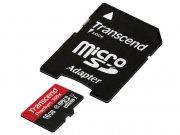 خرید عمده رم میکرو اسدی 16 گیگابایت Transcend Class 10 Premium 300X