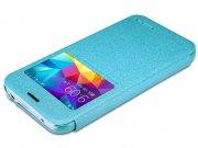 خرید کلی کیف چرمی Samsung Galaxy S5 Mini مارک Nillkin