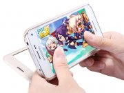 خرید آنلاین کیف چرمی Samsung Galaxy S5 Mini مارک Nillkin