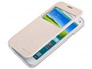 فروشگاه آنلاین کیف چرمی Samsung Galaxy S5 Mini مارک Nillkin