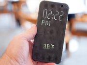 فروش عمده کیف هوشمند HTC One E8 Dot View