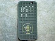 خرید اینترنتی کیف هوشمند HTC One E8 Dot View