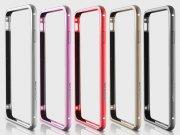 خرید عمده بامپر آلومینیومی Apple iphone 6 مارک Nillkin
