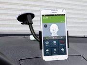 فروش کلی پایه نگهدارنده گوشی موبایل Baseus Curve Car Mount