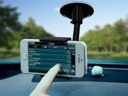 فروش عمده پایه نگهدارنده گوشی موبایل Baseus Curve Car Mount