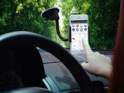 خرید آنلاین پایه نگهدارنده گوشی موبایل Baseus Curve Car Mount