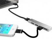فروشگاه آنلاین هاب USB چهار پورت مارک LDNIO