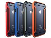 خرید عمده بامپر ژله ای Apple iphone 6 مارک Nillkin