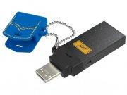 خرید آنلایبن فلش مموری پی کیو آی Pqi Connect 301 OTG 8GB
