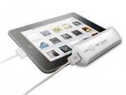 خرید آنلاین شارژر همراه 7800 میلی آمپر مارک Pqi