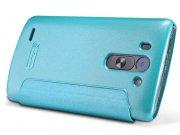 فروش اینترنتی کیف چرمی مدل01 LG G3 Beat مارک Nillkin