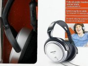 خرید پستی هدفون فیلیپس Philips Stereo TV headphone SHP2500