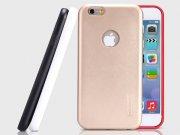 خرید عمده قاب محافظ چرمی Apple iphone 6 Plus مارک Nillkin