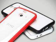 خرید عمده قاب شیشه ای HTC One E8 مارک Rock