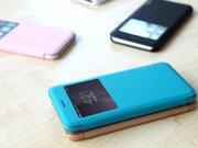 قیمت کیف چرمی Apple iphone 6 Plus مارک Rock