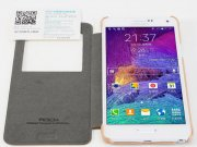 خرید عمده کیف چرمی Samsung Galaxy Note 4 مارک Rock